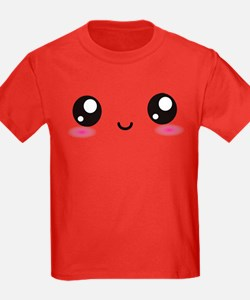 Japanese Anime Smiley T