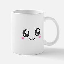 Japanese Emoticon Emoji Smile Mug