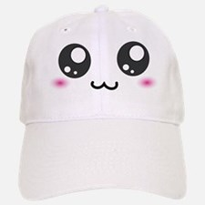Japanese Emoticon Emoji Smile Baseball Baseball Cap