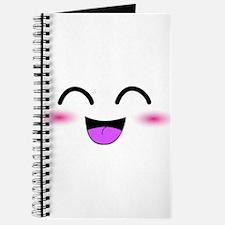 Laughing Kawaii Smiley Journal