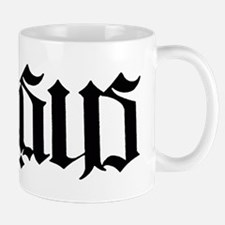 Jesus Christ Ambigram Mug