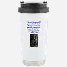 kind of person that keeps a p Travel Mug