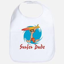 Surfer Dude Bib