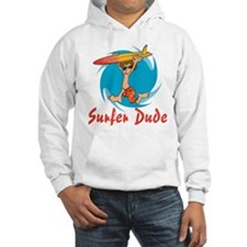 Surfer Dude Hoodie