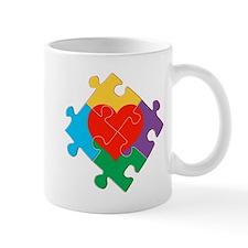 Autism Awareness Small Mugs