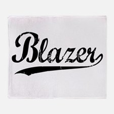 Blazer Throw Blanket