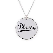 Blazer Necklace
