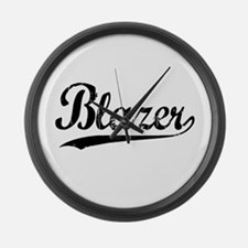 Blazer Large Wall Clock