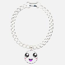 Happy Kawaii Smiley Face Bracelet