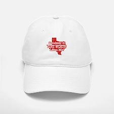 Somebody In Fort Worth Loves Me Baseball Baseball Cap