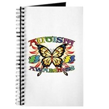 Autism Awareness Butterfly Journal