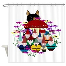 Gnomeses Shower Curtain