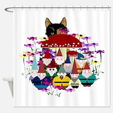 Gnomeses Shower Curtain