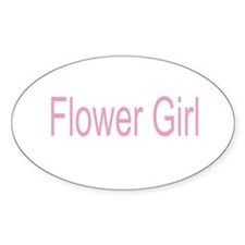 Flower Girl Gifts/Weddi Decal