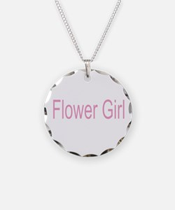 Flower Girl Gifts/Weddi Necklace