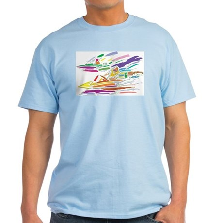 Speed Boating Light T-Shirt