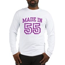 Made in 55 Long Sleeve T-Shirt