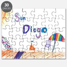 San Diego Puzzle
