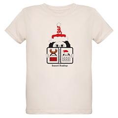 Reading Santa T-Shirt