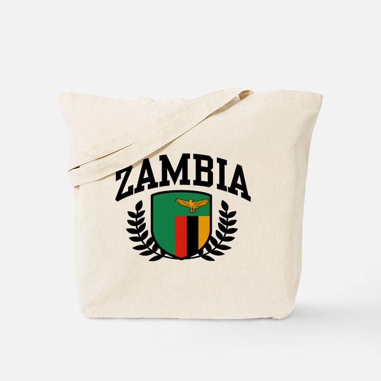 Zambia Tote Bag