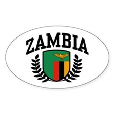 Zambia Decal