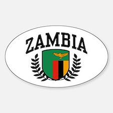 Zambia Decal