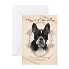 Funny Frenchie Mother's Day Card