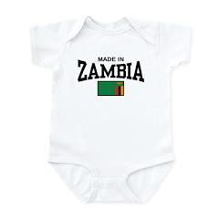 Made In Zambia Infant Bodysuit
