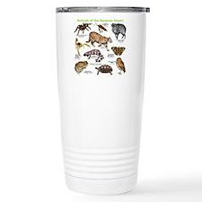 Animals of the Sonoran Desert Travel Mug