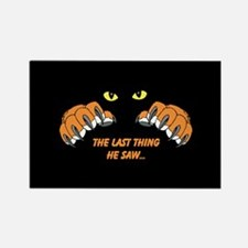 Last Thing Rectangle Magnet (100 pack)