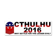 Cthulhu 2016 (car Magnet 10 X 3)