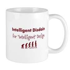 Disdain for Design (berry) Mug