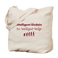 Disdain for Design (berry) Tote Bag