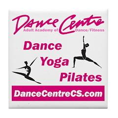 DanceCentre Tile Coaster