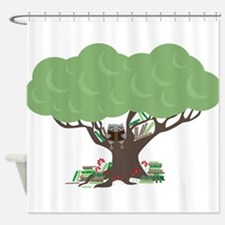 bookish Shower Curtain