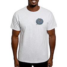 Silver Mockingjay T-Shirt