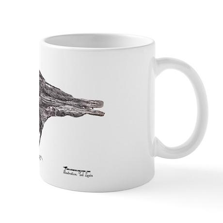 American Crow Mug