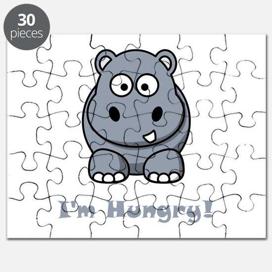 I'm Hungry Hippo Puzzle