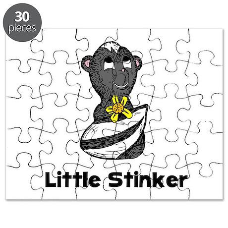 Little Stinker Skunk Puzzle