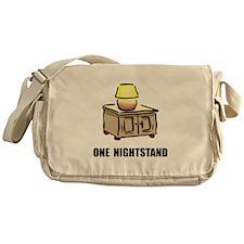 One Nightstand Messenger Bag
