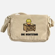 One Nightstand Messenger Bag