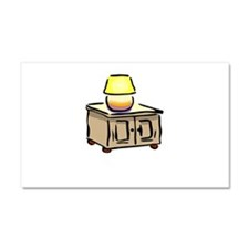 One Nightstand Car Magnet 20 x 12