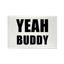 Yeah Buddy Rectangle Magnet (100 pack)