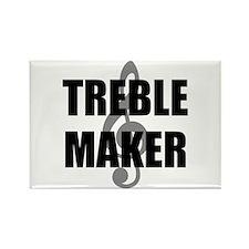 Treble Maker Rectangle Magnet (10 pack)