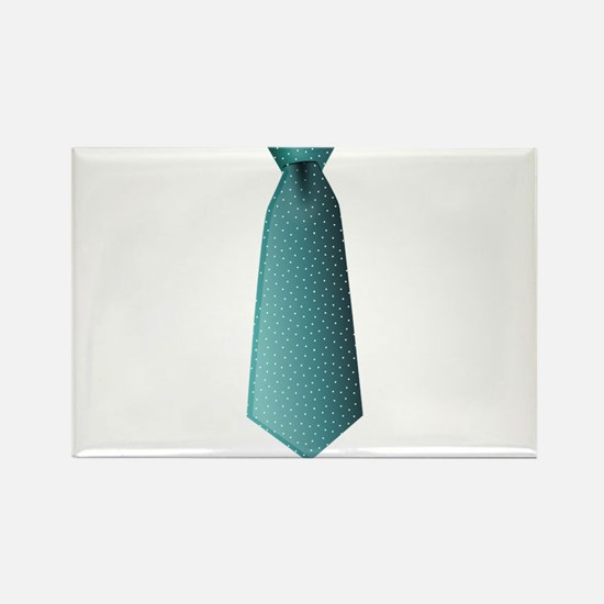 Party Neck Tie Rectangle Magnet (10 pack)