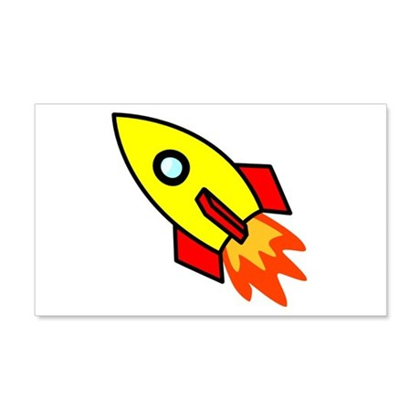Rocket 22x14 Wall Peel