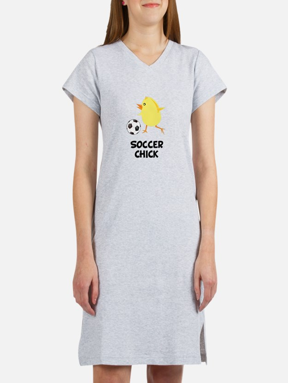 Soccer Chick Women's Nightshirt