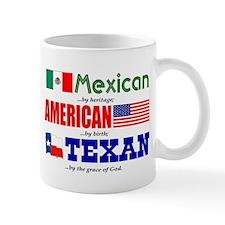 Mug - Heritage - Mexican/American/Texan