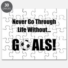 Soccer Goals Puzzle