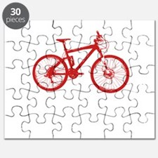 Red Mountain Bike Puzzle
